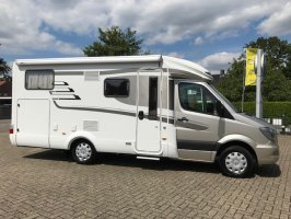 Hymer ML-T 560, Automaat!