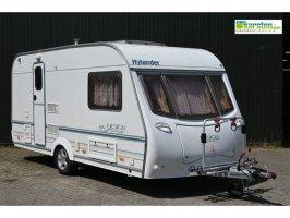 Hylander Design 430 Incl. mover en voortent!