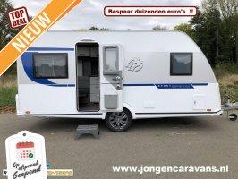Knaus Sport Silver Selection 450 FU Nu € 4447 -7800 voordeel