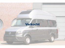 Volkswagen Grand California 600 VW Crafter 2.0 177PK Automaat Direct leverbaar! 801655