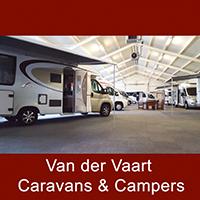 Van der Vaart Caravans en Campers