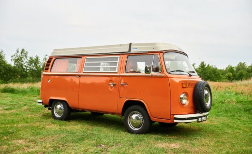 4 pers. Volkswagen camper huren in Drachten? Vanaf € 113 p.d. - Goboony foto: 0