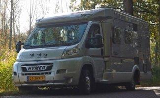 3 pers. Hymer camper huren in Breda? Vanaf € 109 p.d. - Goboony