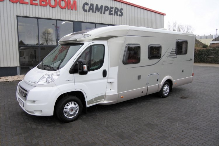 Photo de la ligne exclusive Hymer Tramp T 698 CL: 1