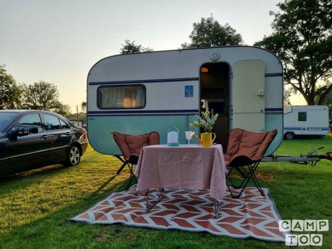 Photo de la caravane Knaus : 0