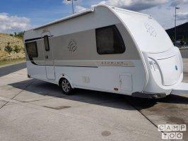 Knaus Sudwind 500FU Silver Selection