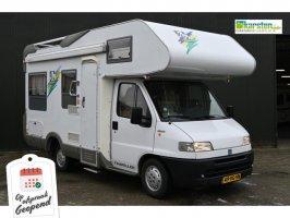 Knaus Traveller 575 U Incl. Thule luifel!