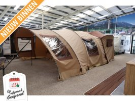 Europe Camper Sunliner De Luxe Pare-soleil / Barre d'attelage
