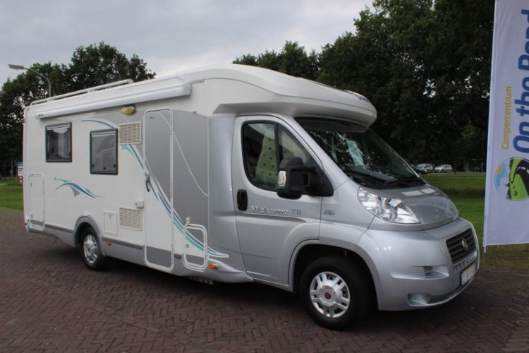 Chausson Welcome 78 Queensbed