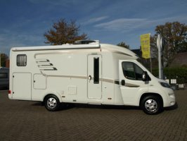 Hymer Tramp T 588 CL