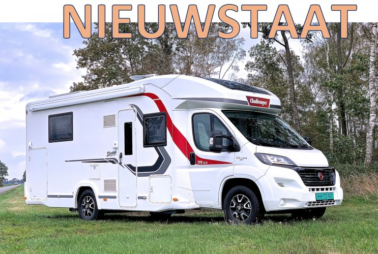 Challenger 398 XLB special edition 2018 - 8000km / Chausson 718 XLB foto: 0