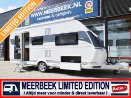 Hobby De Luxe Special 495 UL INCL. MOVER, THULE ETC.!