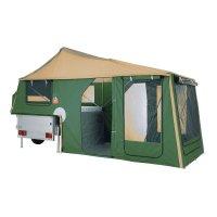 3DOG Camping Traildog folding trailer