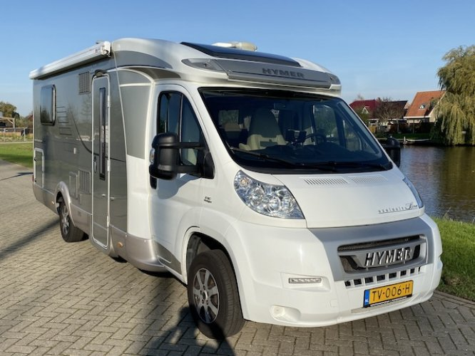 Hymer Tramp 698 CL Exclusive foto: 0