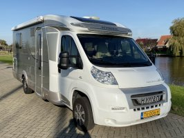 Hymer Tramp 698 CL Exclusive Queensbed