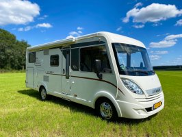 HYMER Exsis-i 644 6-persoons Automaat