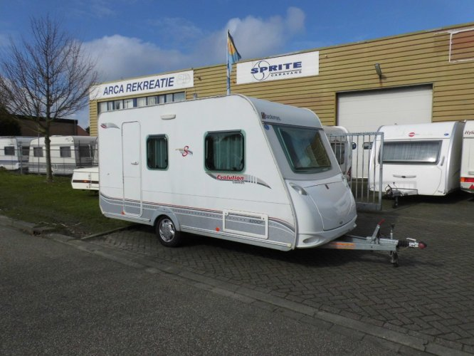 Sterckeman 420 CP Evolution Comfort as new !! photo: 1