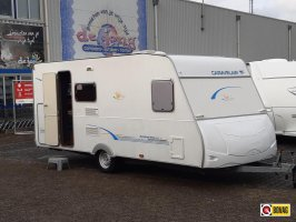 Caravelair Antares Ambiance 510 TK - Bunk Bed & Awning -