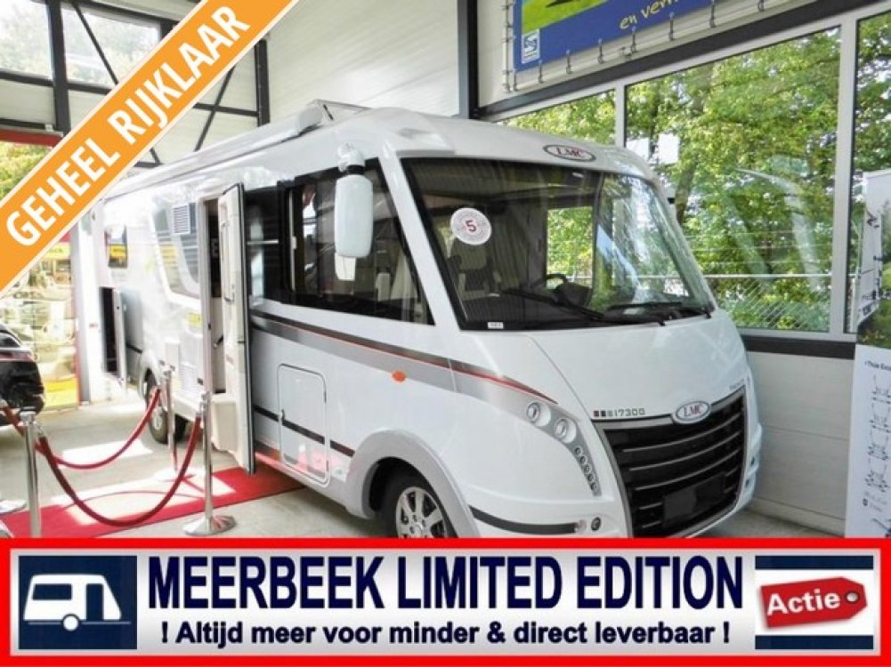 LMC Explorer Premium 730 G FULL-OPTIONS, RIJKLAAR foto: 0