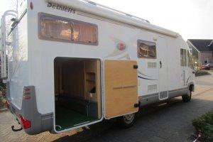 Dethleffs Esprit I6970