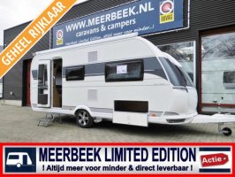 Hobby De Luxe 495 UL SPECIAL MOVER, THULE ETC
