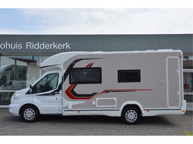 Challenger Graphite 260 Automaat FACE TO FACE EN CENTRAAL HEFBED foto: 1