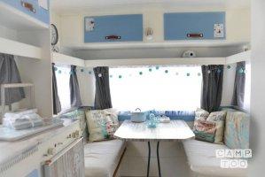Kip Caravans K390 De Luxe
