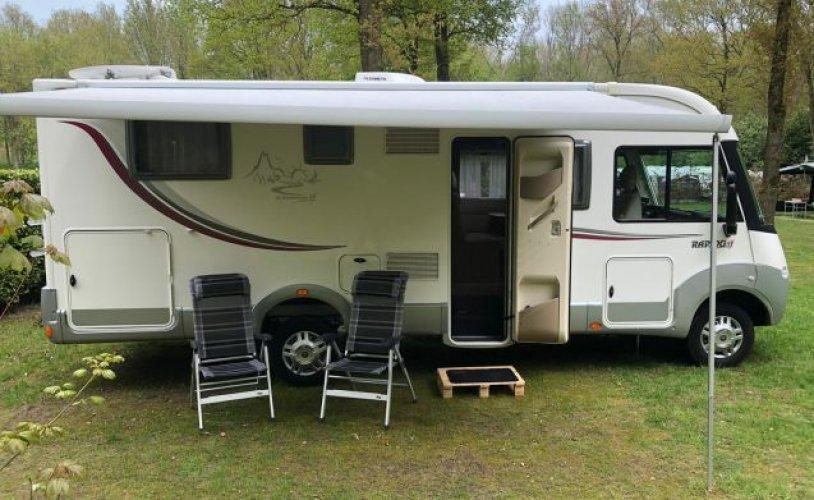 4 pers. Vous souhaitez louer un camping-car Rapido à Diemen? À partir de 133 € pj - Photo Goboony: 0