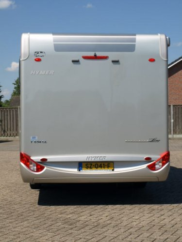 Hymer Tramp T 654 Exclusive Line foto: 12