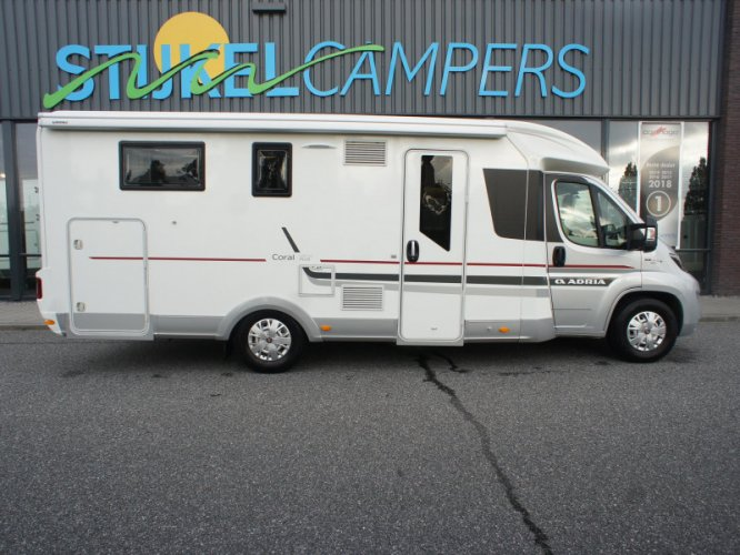 ADRIA CORAL 670 SL AUTOMAAT HEAVY CHASSIS  foto: 0