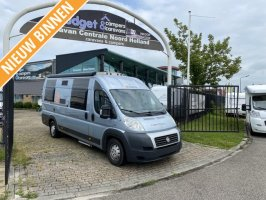 GlobeCar Campscout 120 HP SINGLE BEDS + AIRCO!