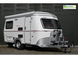 Eriba Touring Triton 420 mover luifel en voortent!