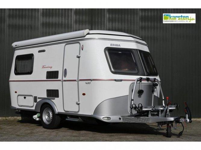 Eriba Touring Triton 420 mover luifel en voortent! foto: 0