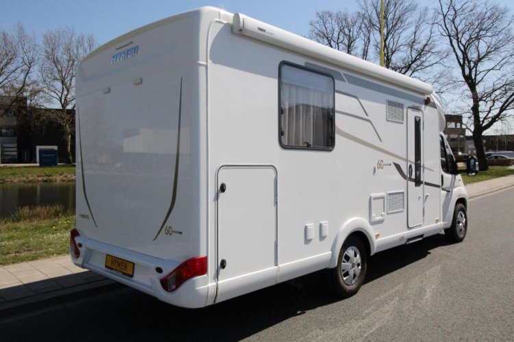 Hymer Tramp CL 698 Edition 60 foto: 1