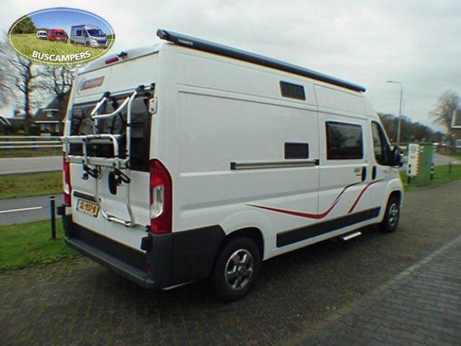 VERKOCHT Challenger Vany (possl) 5.99 Buscamper met Fiat 130pk euro 6 foto: 1
