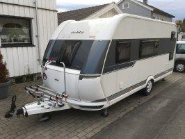 Hobby Caravans De Luxe