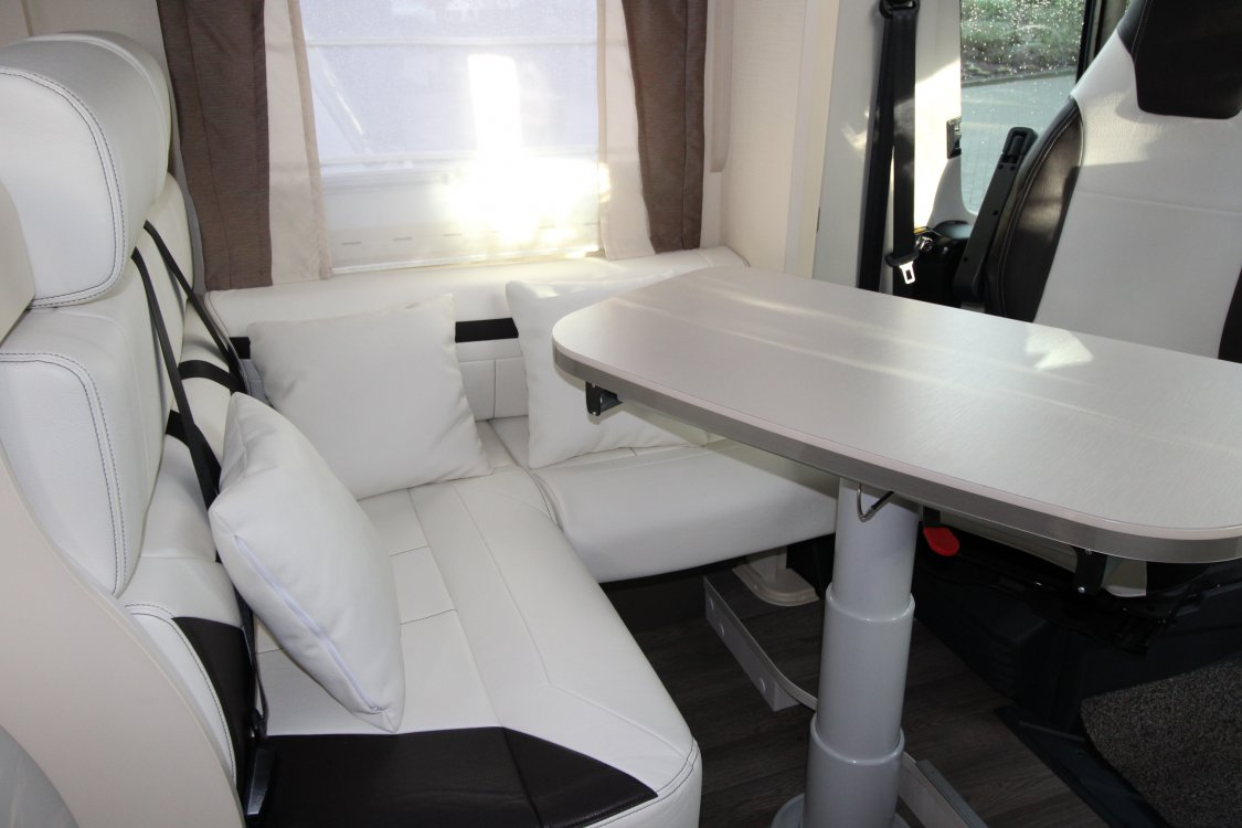 Chausson Welcome 727 GA. foto: 15