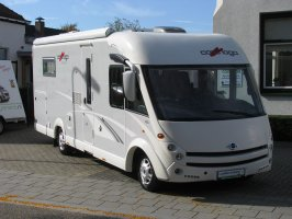 Carthago I 150 Tourer