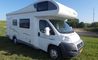 5 pers. Rent a Chausson motorhome in Hilversum? From € 115 pd - Goboony
