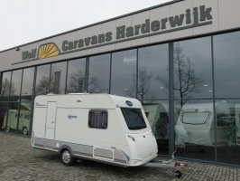 CARAVELAIR AMBIANCE 400 +MOVER +FIETSENDRAGER