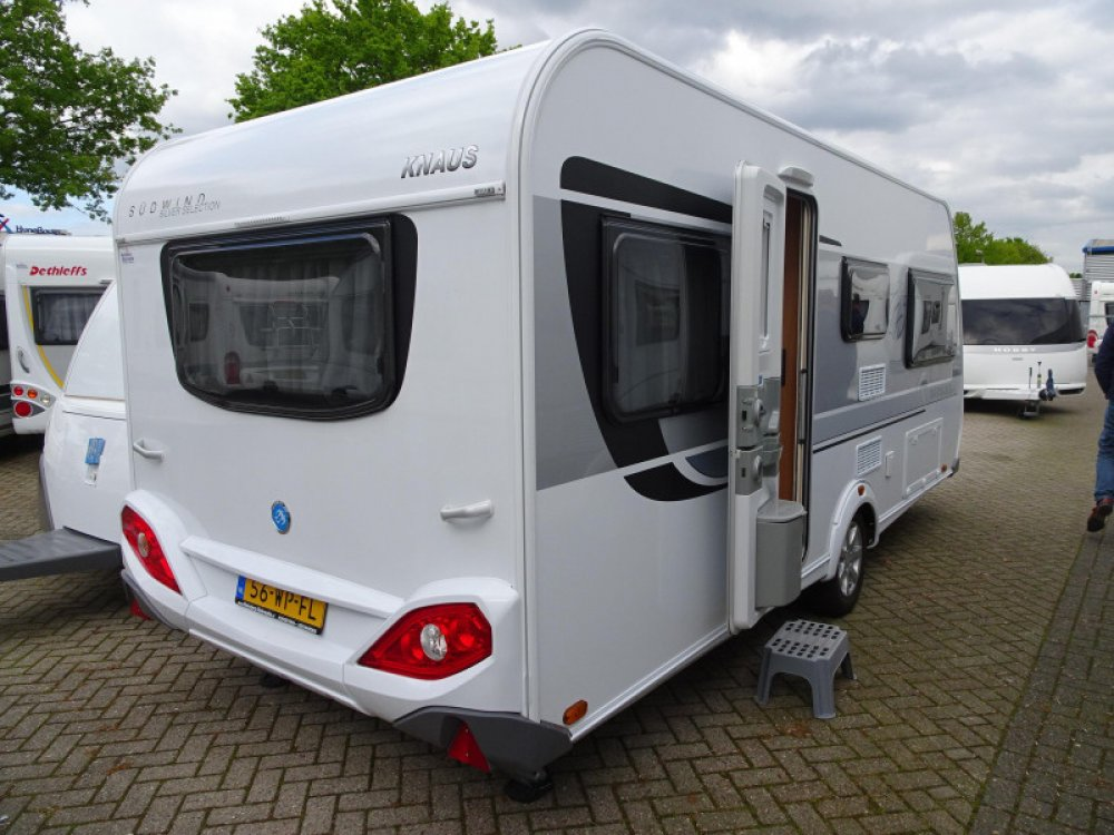 KNAUS SUDWIND SILVER SELECTION 500 EU MOVER + VOORTENT  foto: 11