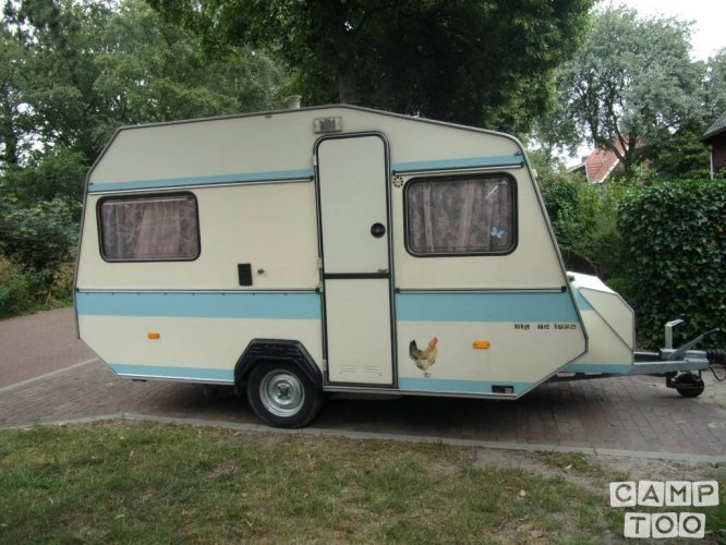 Kip Caravans de luxe foto: 0