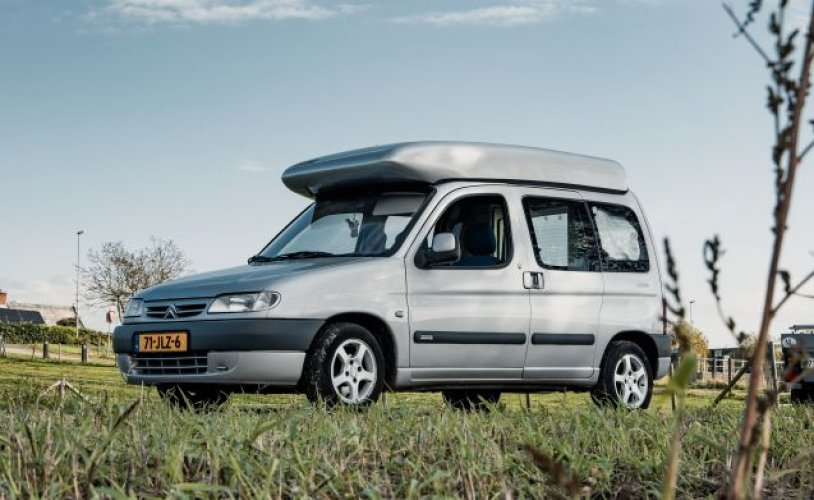 2 pers. Louer un camping-car Citroen à Zwijndrecht? À partir de 79 € pd - Photo Goboony: 0