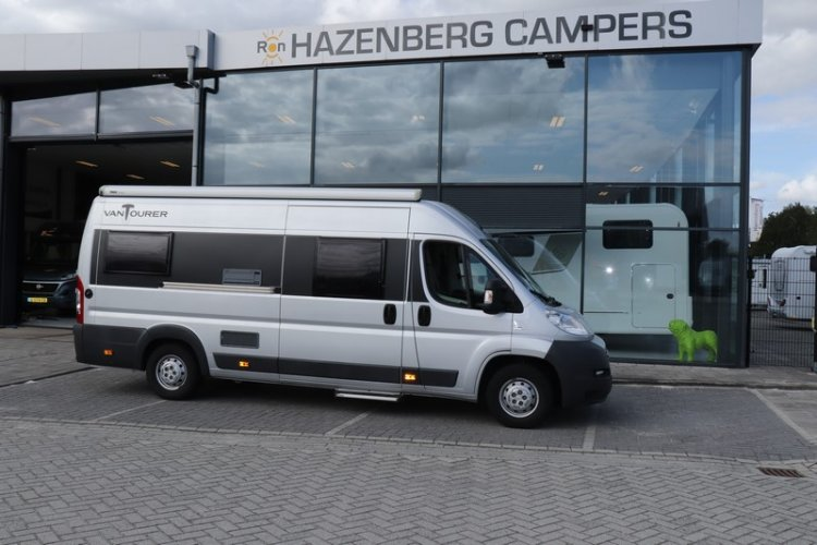 Knaus VAN Tourer 630 enkele bedden bus camper slecht 6.36 m (46  foto: 0