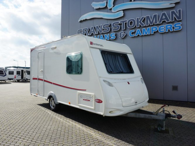 STERCKEMAN STARLETT 420 WITH Awning AND Awning photo: 0