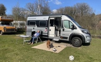 2 pers. Rent an Adria Mobil motorhome in Nuenen? From € 152 pd - Goboony