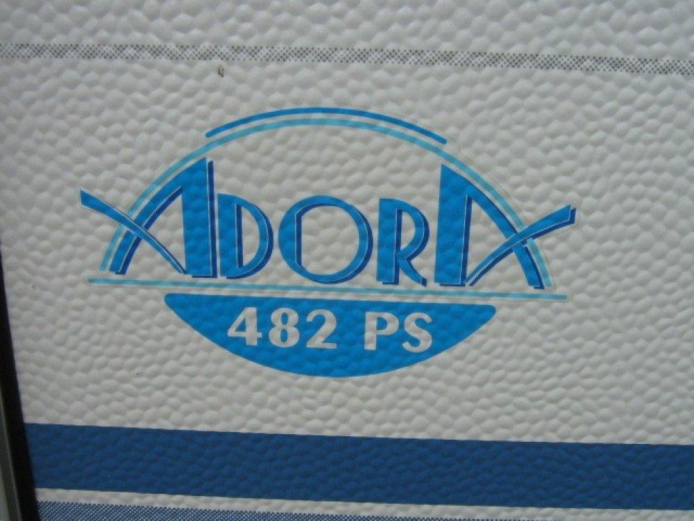 Adria Adora 482 PS foto: 2