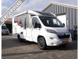 Bürstner Travel Van T620 GERESERVEERD
