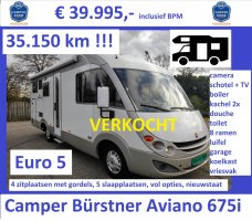 Burstner Aviano 675i