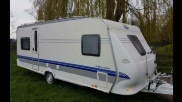 Hobby Caravans Excelsior